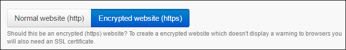 Webfaction Https